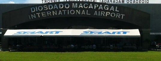 Clark International Airport (CRK) is one of Free WiFi Airports 2.