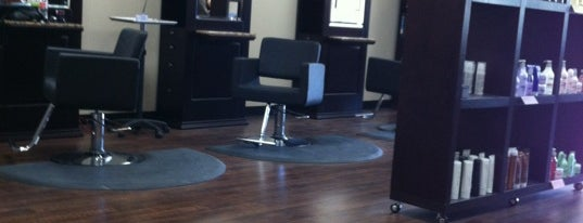Salon Evolve is one of Favs.