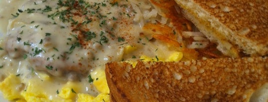 Samaria Cafe is one of Brunch Tampa Bay.