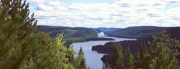 Parc National de la Mauricie is one of Canadian National Parks.