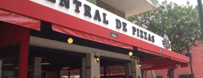 Central de Pizzas is one of BDy.