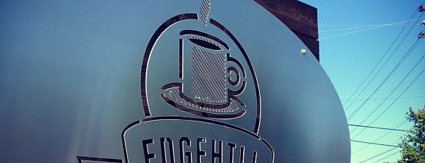 Edgehill Cafe is one of Nashville.