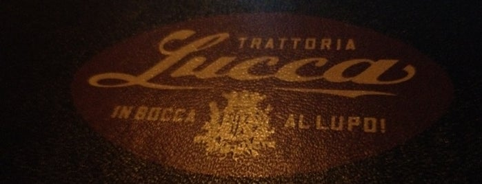 Trattoria Lucca is one of Bikabout Charleston.