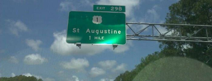 St Augustine is one of Helene'nin Beğendiği Mekanlar.