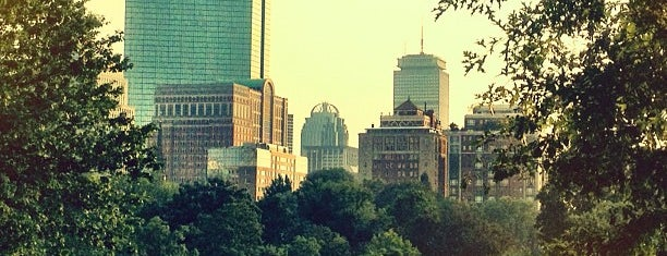 Boston Common is one of Tempat yang Disimpan Stuart.