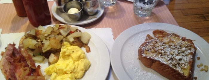 The Breakfast Club & Grill is one of Chicago.