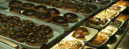 Krispy Kreme is one of Manila.