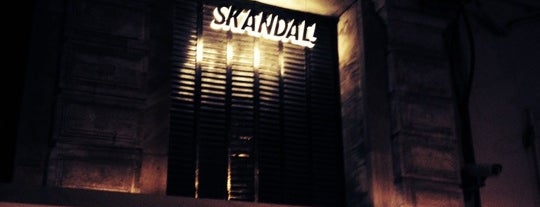 Skandal! is one of Eğlence Mekanları.