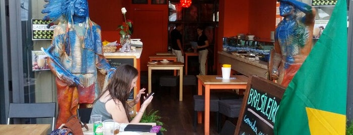 Brasileiro is one of Florence Bars, Cafes, Food, POI.