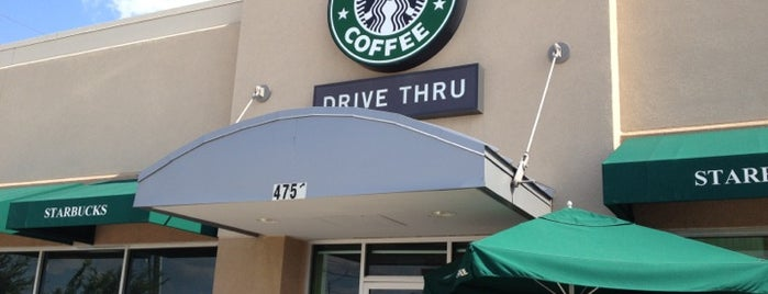 Starbucks is one of Fun things n places!.
