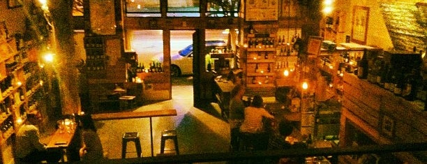 Terroir is one of San Francisco's Best Wine Bars - 2012.