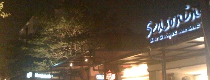 Seasoning is one of Nightlife (Asia).