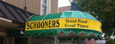 Schooners is one of Orte, die Kate gefallen.