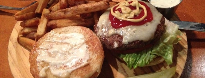 Burger Club is one of Astoria-Astoria!.