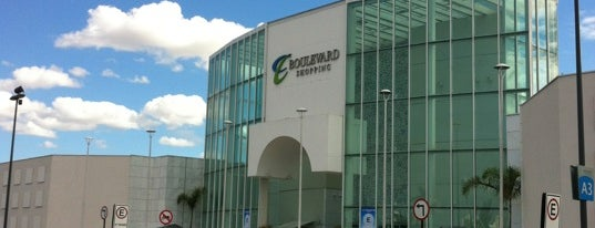 Boulevard Shopping Campos is one of Meus Lugares.
