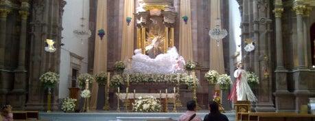 Parroquia de Dolores is one of Dolores.
