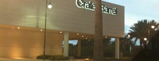 Crate & Barrel is one of Favorite Places.