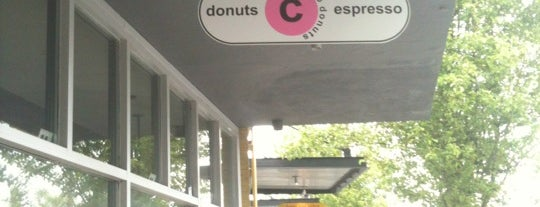 Coco Donuts is one of Oregon - The Beaver State (1/2).