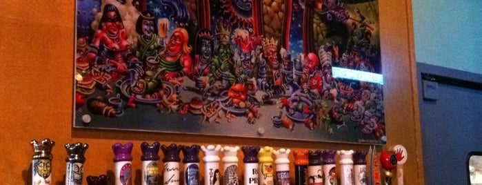 3 Floyds Brewery & Pub is one of The Beer Lists You're After.
