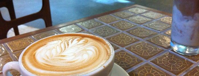 Oslo Kaffebar is one of Best Coffee Bars in Berlin.