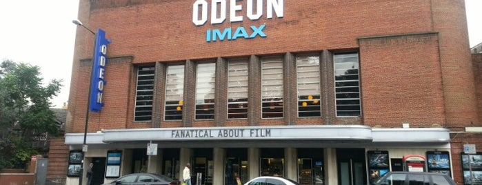 Odeon is one of Fav places.