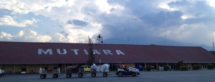Bandara Mutiara SIS Al Jufri Palu (PLW) is one of Part 1~International Airports....