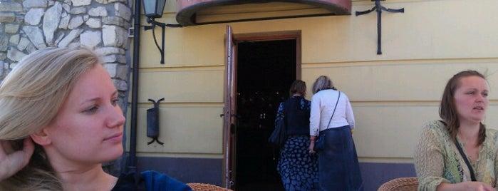 Pie Raunas Vārtiem is one of Places to eat in Cesis.