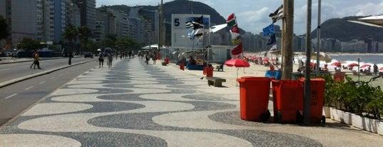 Posto 5 is one of Rio De Janeiro.