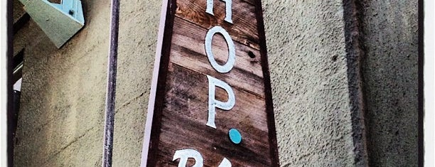 Chop Bar is one of East Bay.