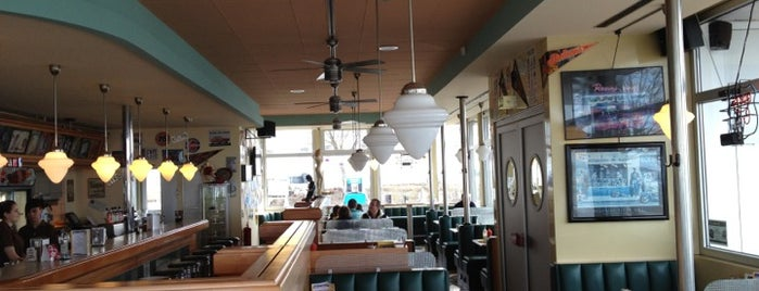 50's Diner is one of US Food & Co. (Part 1/2).