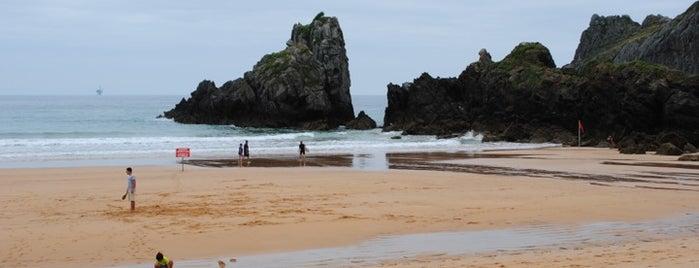 Playa de Laga is one of Kaixo Euskadi!.