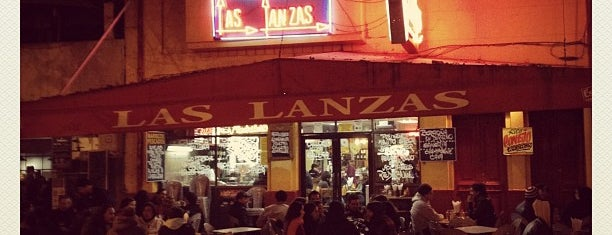 Las Lanzas is one of Eater: 16 Must-Try Restaurants in Santiago.