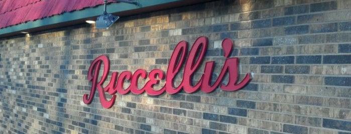Riccelli's Italian Restaurant is one of Tempat yang Disimpan La-Tica.