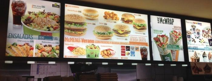 McDonald's is one of Bartyra'nın Beğendiği Mekanlar.