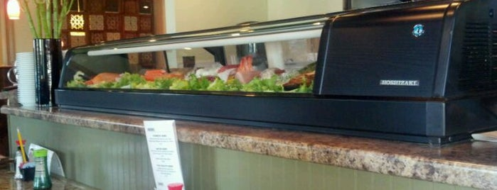 Jia Asian Fusion & Sushi Bar is one of Gaston County Favorites.