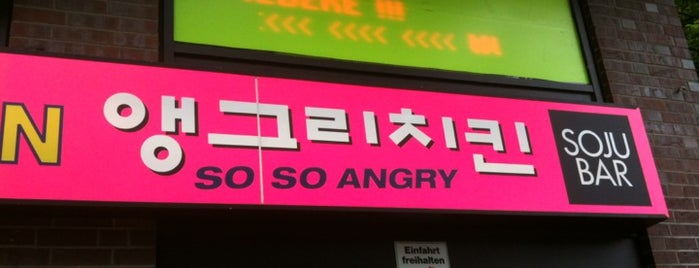 Angry Chicken is one of Berlin Sehr Gut.