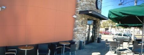 Starbucks is one of Mazatlan.