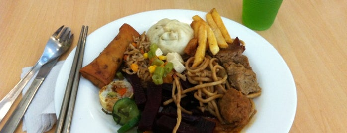 Formosa Restaurante Vegetariano is one of CWB - No Meat Mondays.