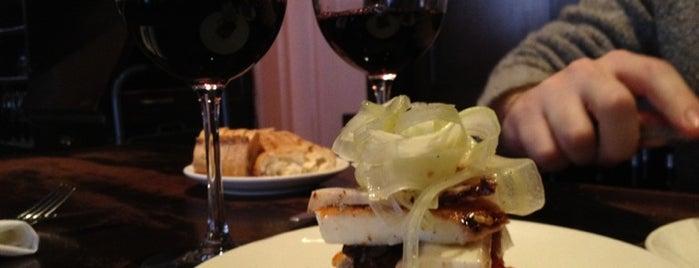 Bar Jamon is one of New York Eats.