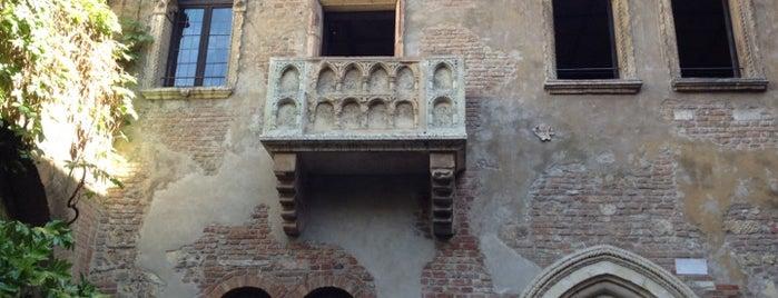 Casa di Giulietta is one of Europe.