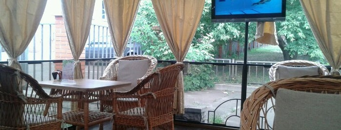Palais Royal Café is one of ТОП 100 киевских ресторана со скидкой до 50%.