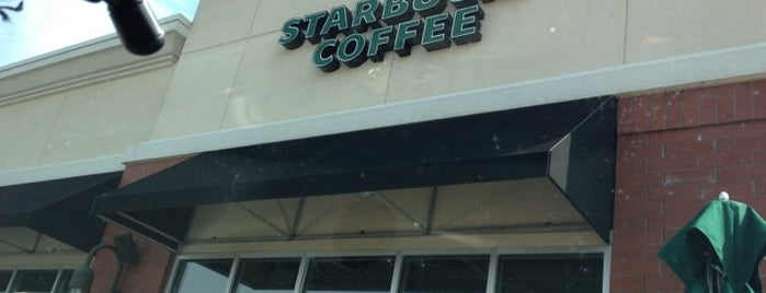 Starbucks is one of Jacobさんのお気に入りスポット.