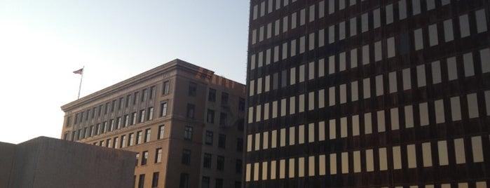 Hyatt Place Des Moines/Downtown is one of Gespeicherte Orte von Rachel.