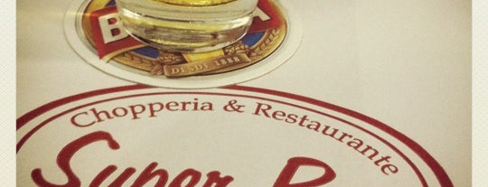 Chopperia Super Bar is one of Curtindo a Noite Carioca.