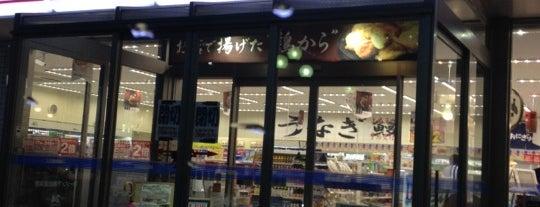 ローソン 下諏訪湖浜店 is one of 諏訪湖ポタ♪.