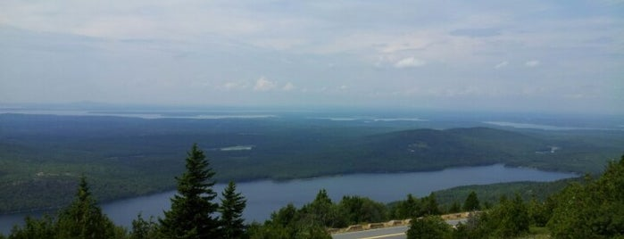 Blue Hill Overlook is one of Acadia.