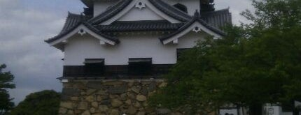 Hikone Castle is one of ドライブ|お城スタンプラリー.