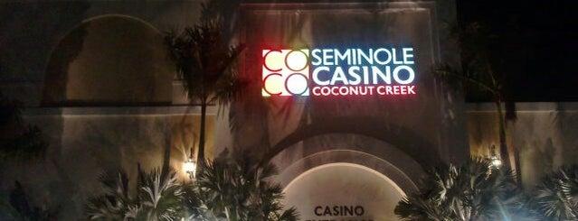 Seminole Casino Coconut Creek is one of Casino's.