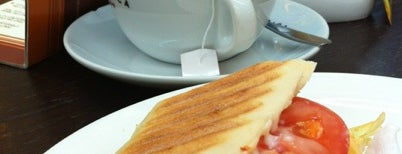 Café Larica is one of KSA.