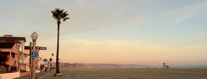 Balboa Peninsula is one of OC Extraordinaire.